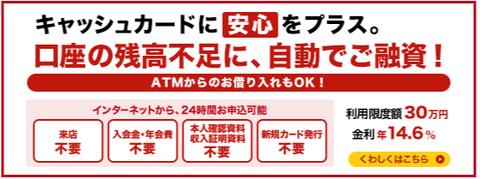 東京 ローン カード 三菱 銀行 ufj